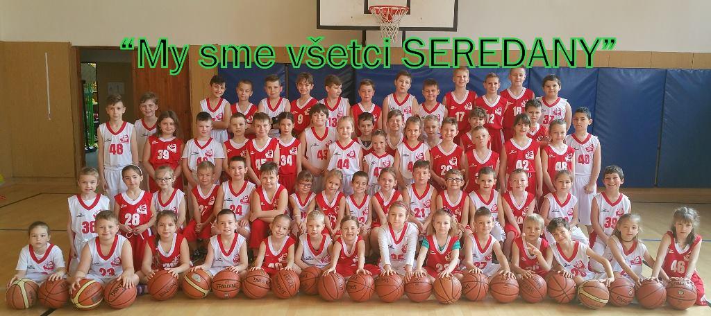 Školský basketbalový klub Sereď